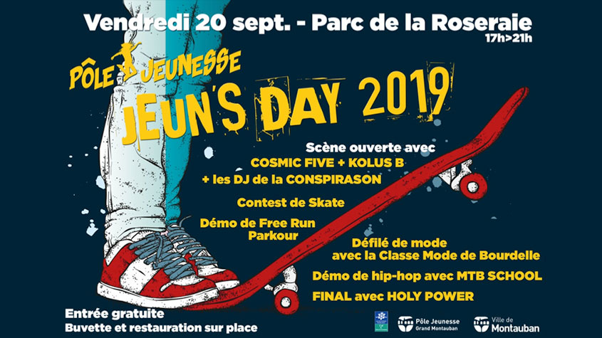 Jeun's Day : septembre 2019