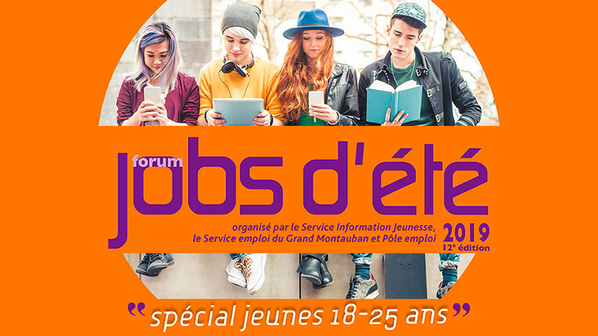 Forum jobs d'été : mars 2019