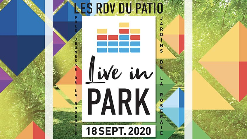 Live In Park : Sept 2020